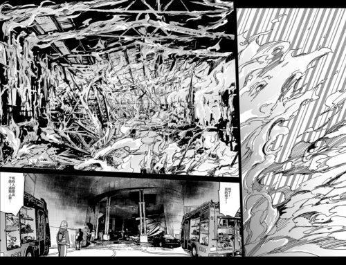 消防員故事「那是一棟無人的鐵皮屋」